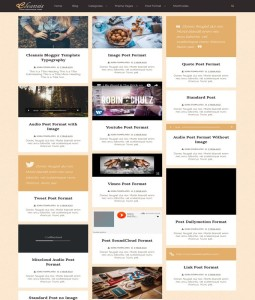 cleansis blogger template