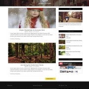 zipson blogger template 2016