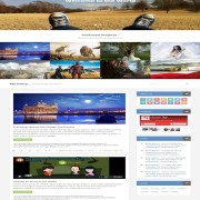 moveone blogger template