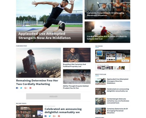 global blogger template
