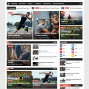 easy mag blogger template