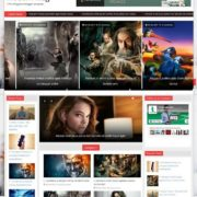 modern mag blogger template
