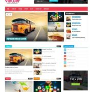 Viewer Blogger Template