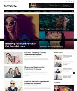 Blogger Template Pography | Photography Blogger Templates 2018 Free Download