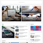 OnePress Blogger Template